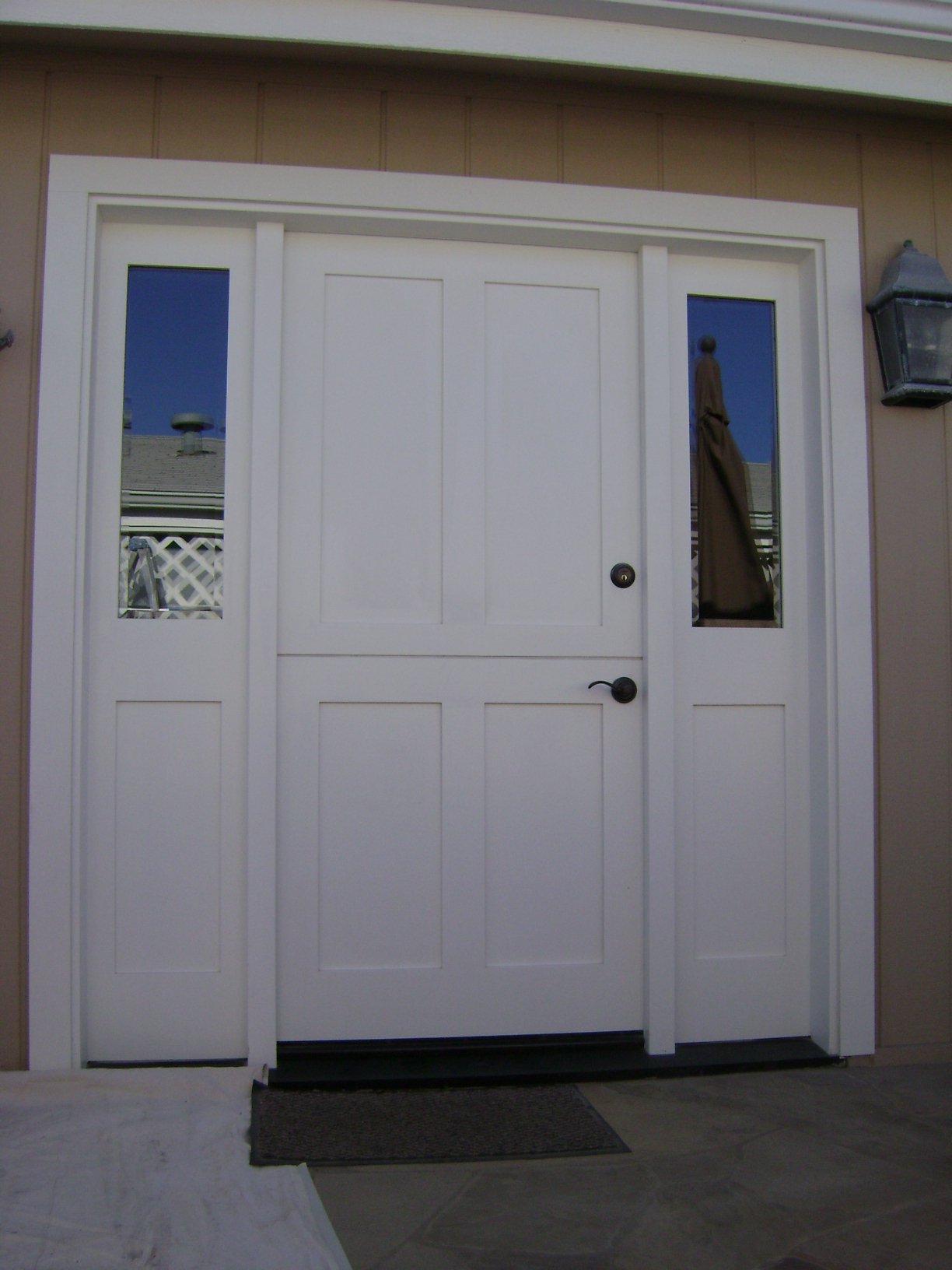 Custom Dutch Doors