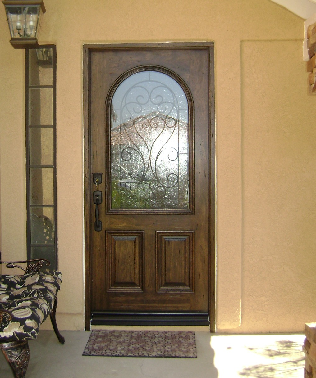 Custom entry doors for Decorative entrance doors