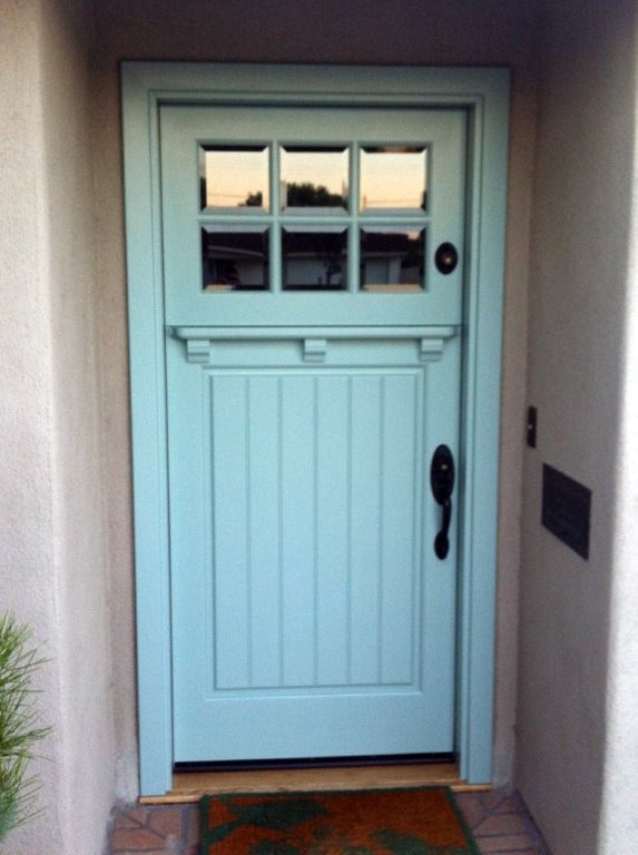 Custom dutch doors for Front and back doors
